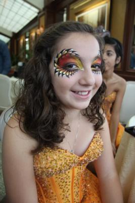 Athena Zhe | New York, NY | Face Painting | Photo #5