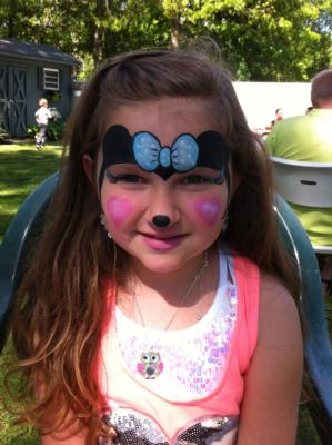 Now Thatz Fun! face painting