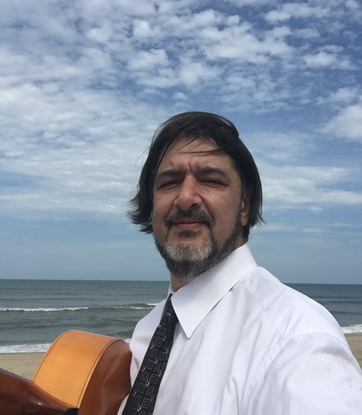Alex Gordez - Classical Acoustic Guitarist - Raleigh, NC