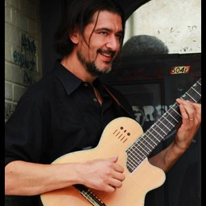 Charleston Flamenco Guitarist | Alex Gorodezky