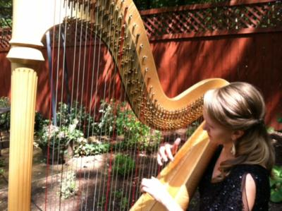 Erin Knight | Gainesville, GA | Harp | Photo #4