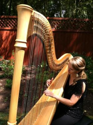 Erin Knight | Gainesville, GA | Harp | Photo #8