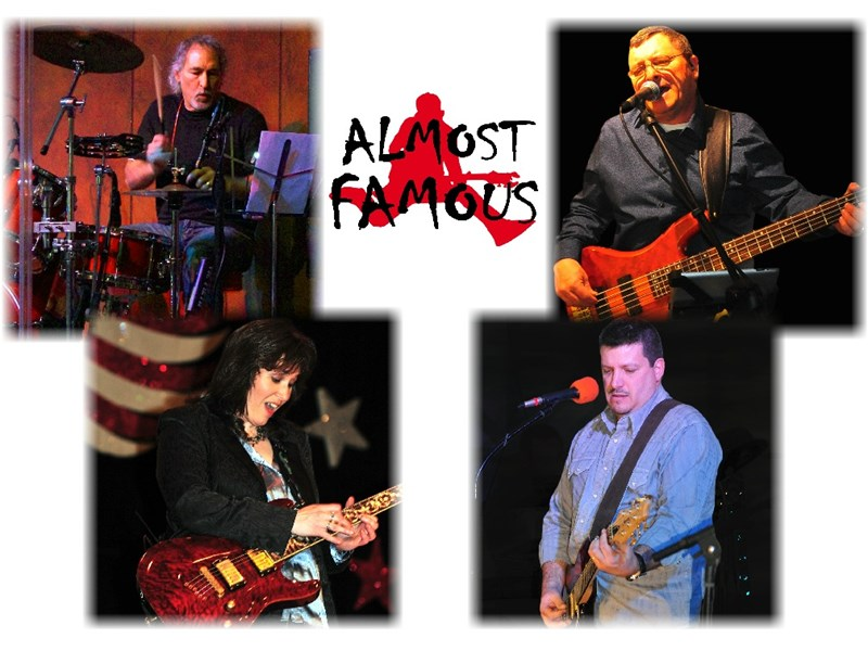 Almost Famous - Variety Band - Mechanicsburg, PA