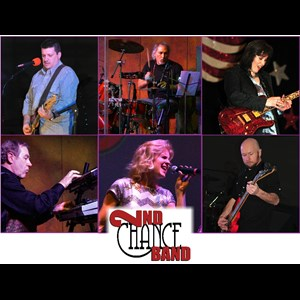 Mar Lin 80s Band | 2nd Chance Band