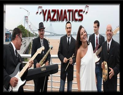 Yazmatic's | Metuchen, NJ | Top 40 Band | Photo #1