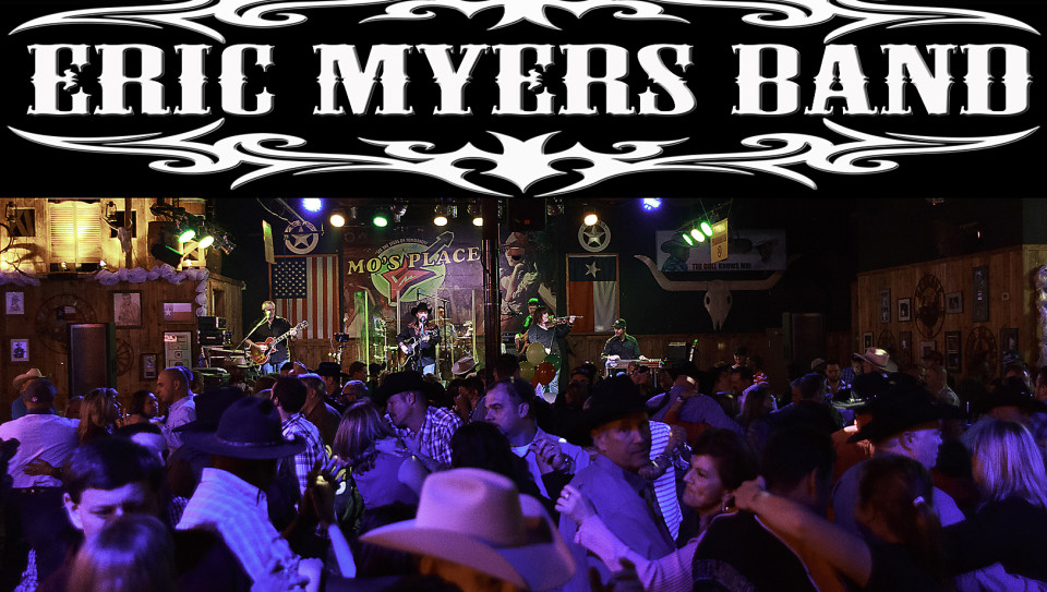 Eric Myers Band - Country Band - Houston, TX