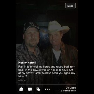 Austin Country Band | Kenny Harrell