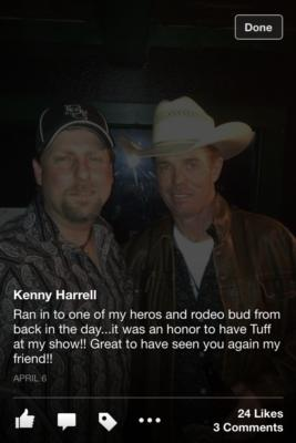 Kenny Harrell | Austin, TX | Country Band | Photo #1