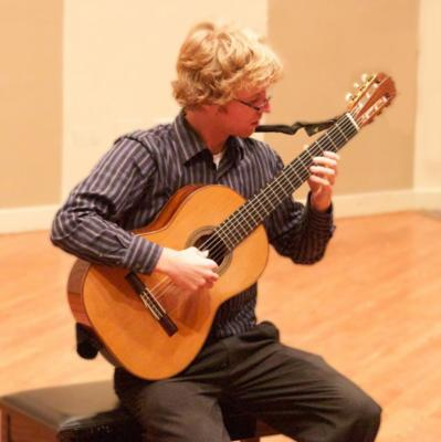 Daniel Nelson, Classical Guitarist | Los Angeles, CA | Classical Guitar | Photo #1