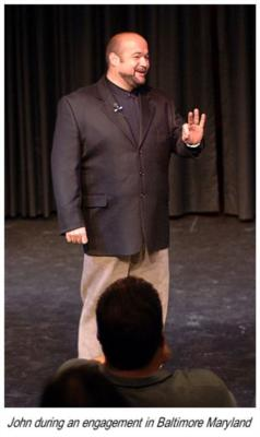 John Davis: The Corporate Action Hero | Akron, OH | Motivational Speaker | Photo #3