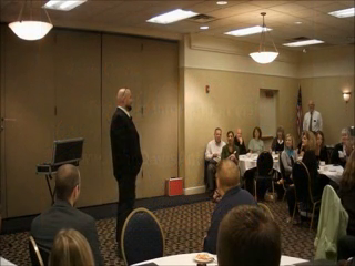 John Davis: The Corporate Action Hero | Akron, OH | Motivational Speaker | John Davis Action Hero