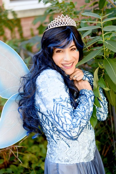 The Blue Tamariel Fairy!