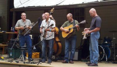 None Of The Above | Winston Salem, NC | Bluegrass Band | Photo #19