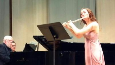 Courtney Wise, Flutist | San Francisco, CA | Flute | Photo #3