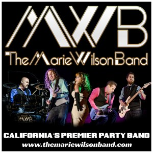 Fresno Dance Band | The Marie Wilson Band