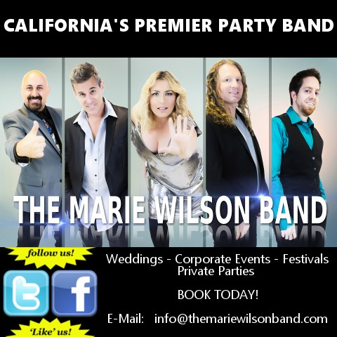 The Marie Wilson Band - Variety Band - Clovis, CA