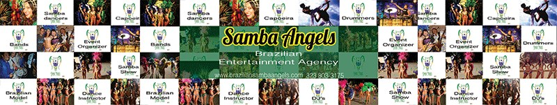Brazilian Samba Angels - Samba Dancers