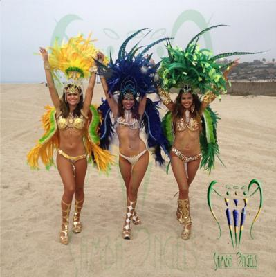 Brazilian Samba Angels - Samba Dancers | Los Angeles, CA | Latin Dancer | Photo #1