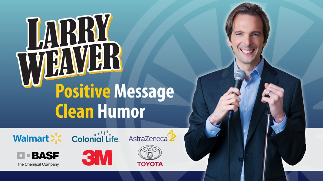 Larry Weaver - Funny and Motivational Speaker! - Motivational Speaker - Jackson, MS
