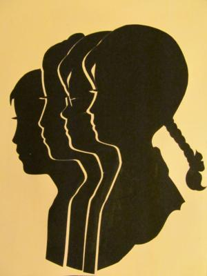 Silhouette's by Jan  | Corona, CA | Silhouette Artist | Photo #11
