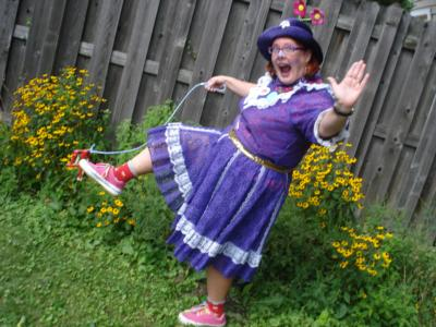 Violet The Clown | Milwaukee, WI | Clown | Photo #6