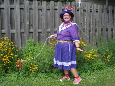 Violet The Clown | Milwaukee, WI | Clown | Photo #4