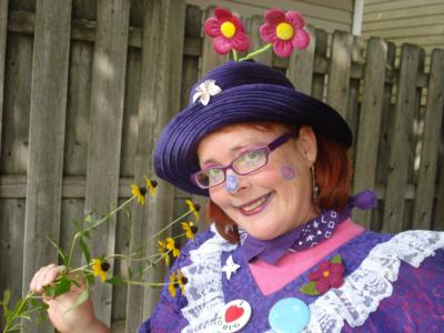 Violet The Clown | Milwaukee, WI | Clown | Photo #2