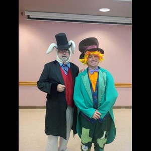 Sabine Pass Puppeteer | Party Animals of Texas