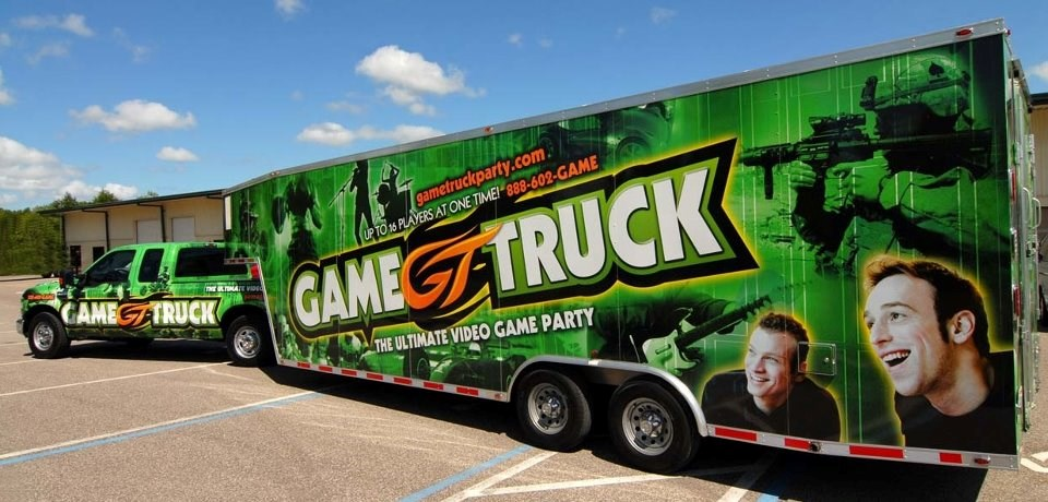 GameTruck Minneapolis