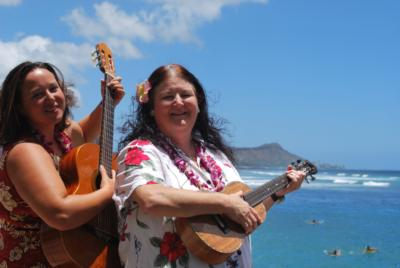 Nightbloom--Flamenco/Island/Classical/Pop Guitars | Honolulu, HI | World Music Duo | Photo #14