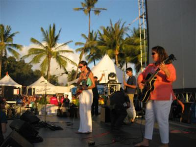 Nightbloom--Flamenco/Island/Classical/Pop Guitars | Honolulu, HI | World Music Duo | Photo #10