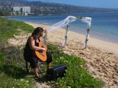 Nightbloom--Flamenco/Island/Classical/Pop Guitars | Honolulu, HI | World Music Duo | Photo #11