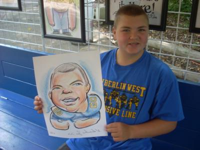 Caricature FlissART | Milwaukee, WI | Caricaturist | Photo #15