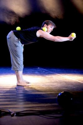 Kyle Johnson | Oakland, CA | Juggler | Photo #5