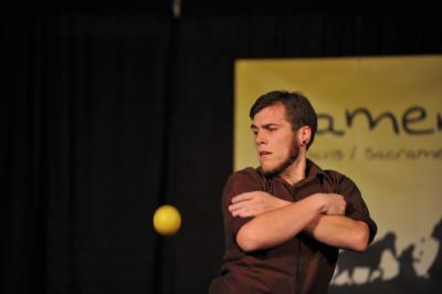 Kyle Johnson | Oakland, CA | Juggler | Photo #8