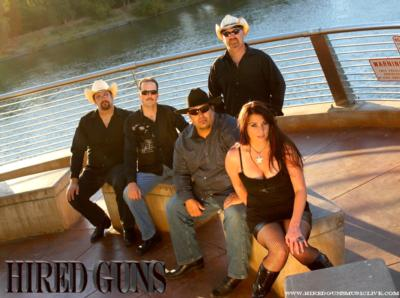 Shauna Lea & Hired Guns | Sacramento, CA | Country Band | Photo #7
