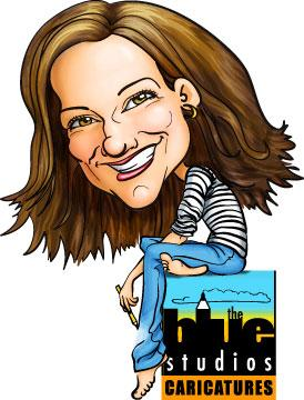 The Blue Studios Caricatures's Main Photo