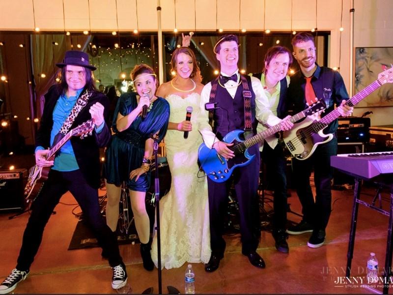 High Fidelity - Variety Band San Antonio, TX | GigMasters