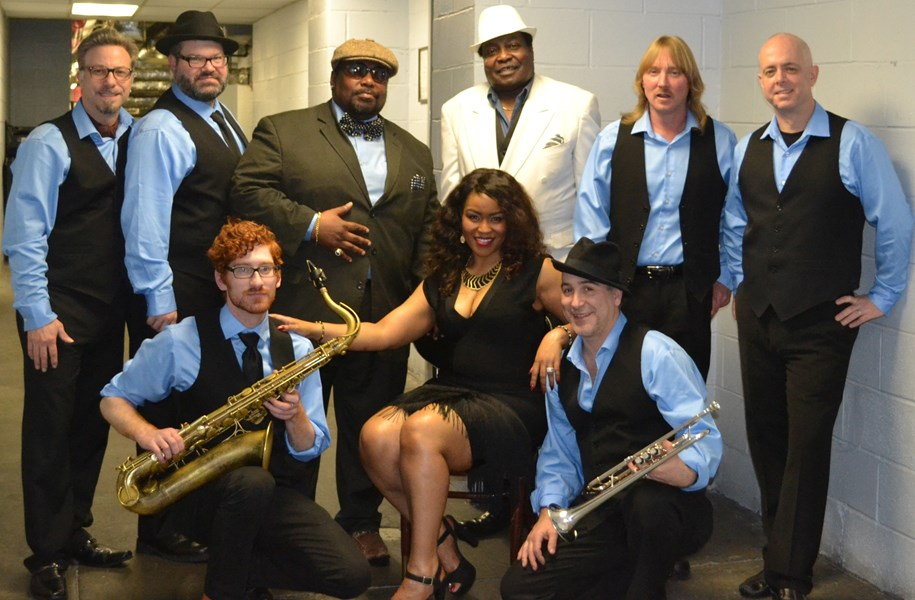 A Decade of Soull -  Motown and Classic Soul Revue - Motown Band - New York City, NY