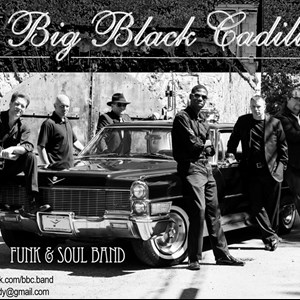 Harrison Funk Band | Big Black Cadillac - Funk & Soul Band