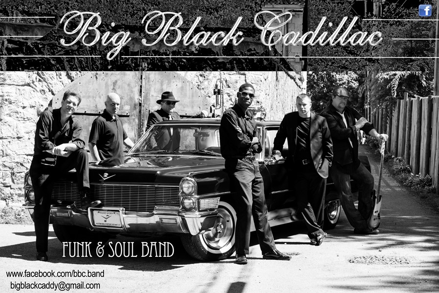 Big Black Cadillac - Funk & Soul Band - Dance Band - Bardstown, KY