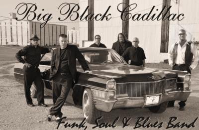 Big Black Cadillac - Funk, Soul & Blues Band | Bardstown, KY | Cover Band | Photo #10