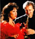 Angela DeNiro & Ron Aprea - Smooth Jazz Band - Northport, NY