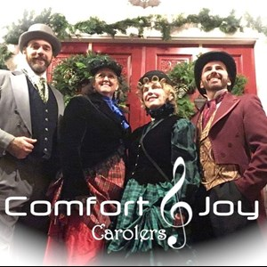 Santa Rosa, CA Christmas Caroler | Comfort & Joy- A Cappella Holiday Vocals