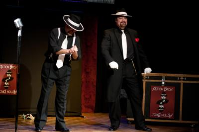 "The Action Bros. ""Dynamic Duo of Comedy Magic"" 