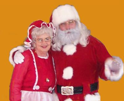 Magic Moments Entertainment | Roanoke, VA | Santa Claus | Photo #2