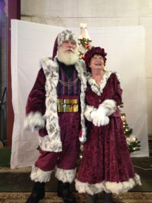 Magic Moments Entertainment | Roanoke, VA | Santa Claus | Photo #1