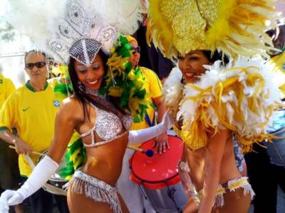 !!SAMBA NOVO!! Brasilian Music and Dance | Brooklyn, NY | Brazilian Band | Photo #6