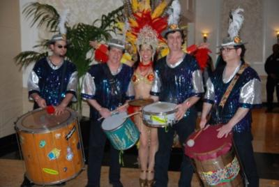 !!SAMBA NOVO!! Brasilian Music and Dance | Brooklyn, NY | Brazilian Band | Photo #5