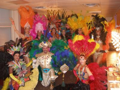 !!SAMBA NOVO!! Brasilian Music and Dance | Brooklyn, NY | Brazilian Band | Photo #3